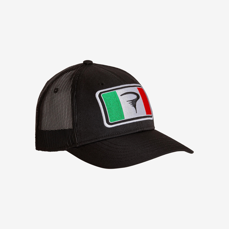 Cap Trucker Black