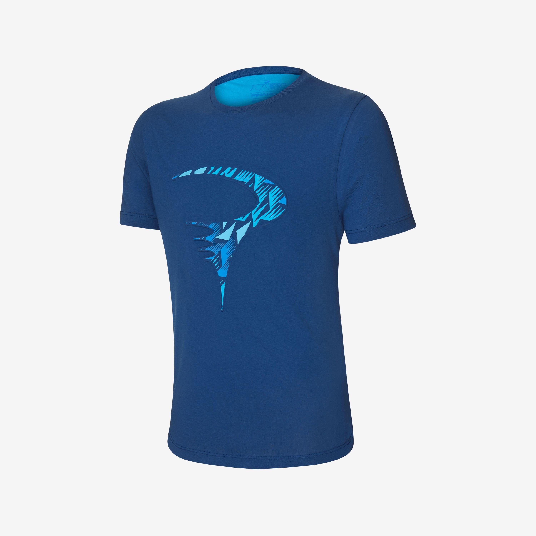 T-Shirt Art Logo Blue