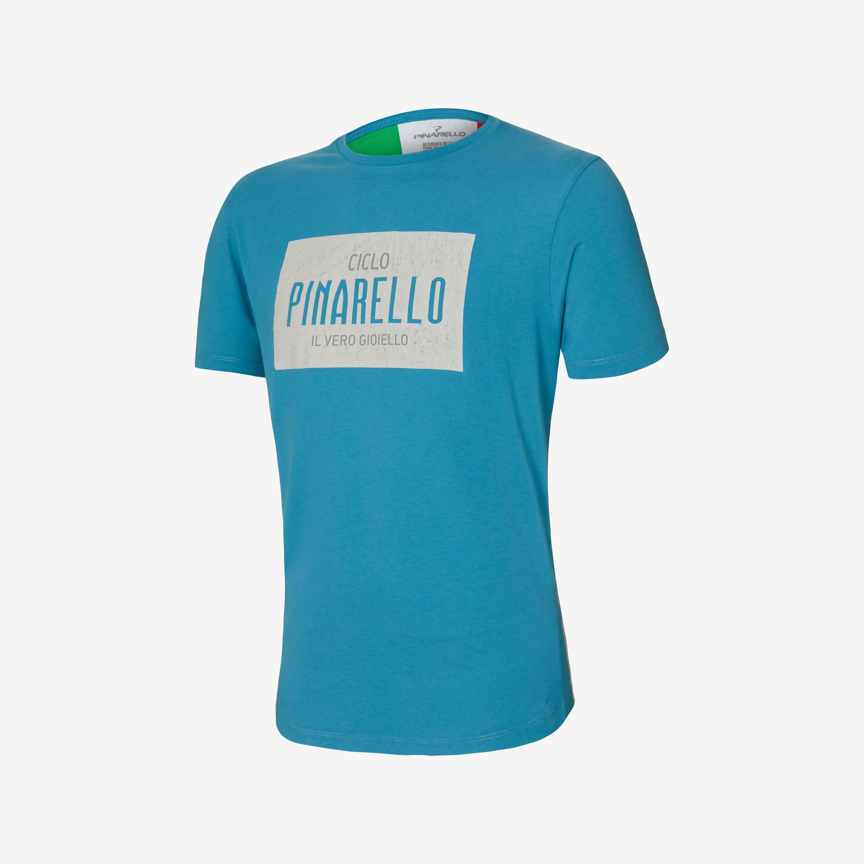 T-Shirt Heritage Light Blue