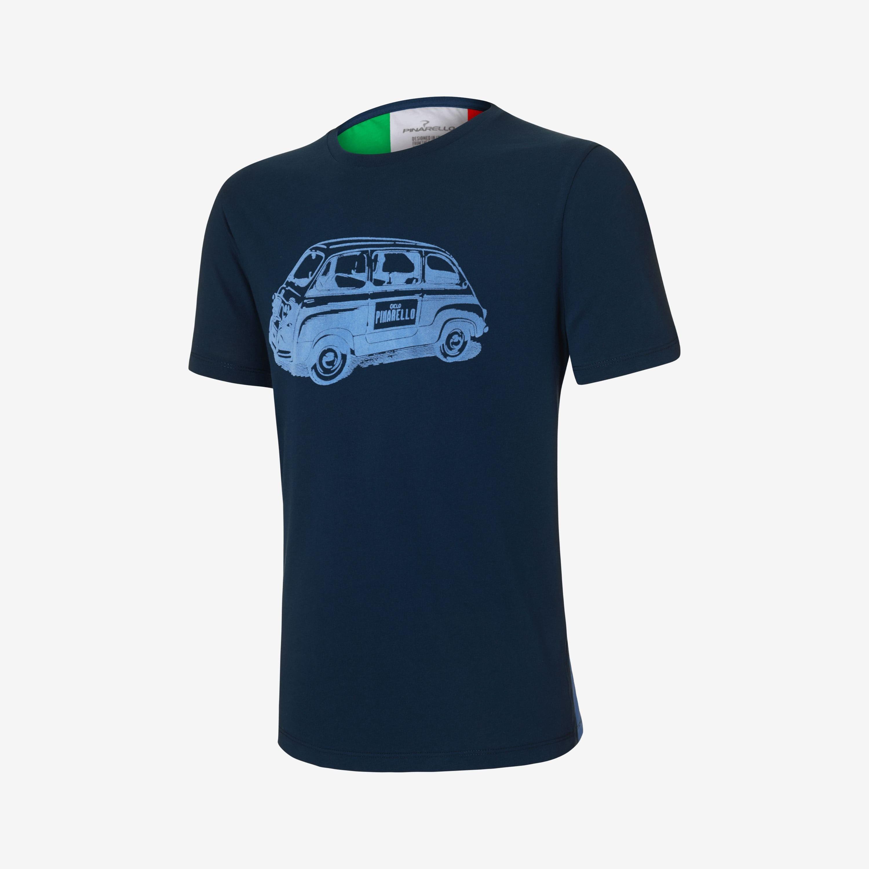 T-Shirt Multipla Navy