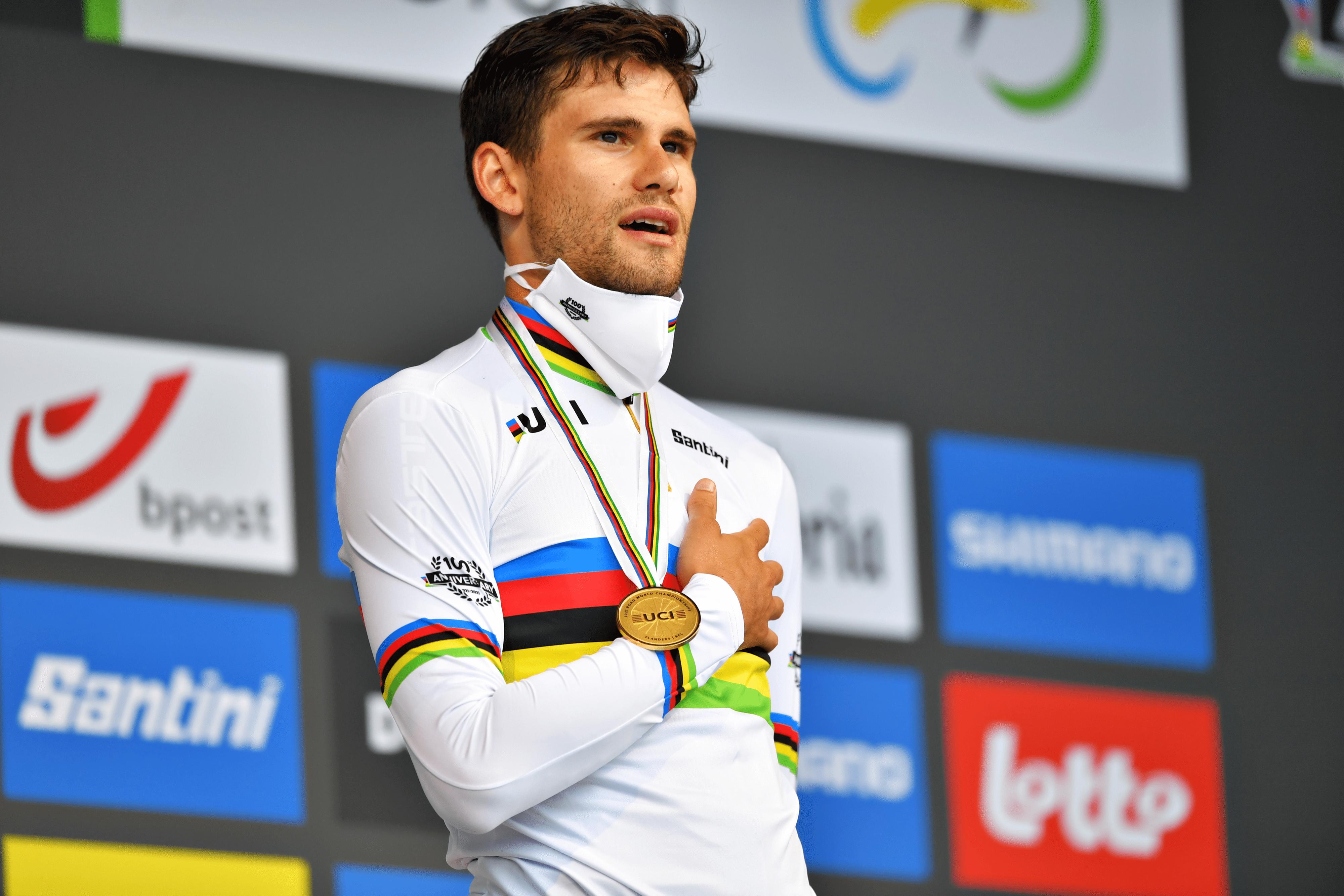 Filippo Ganna is TT World Champion, Again.