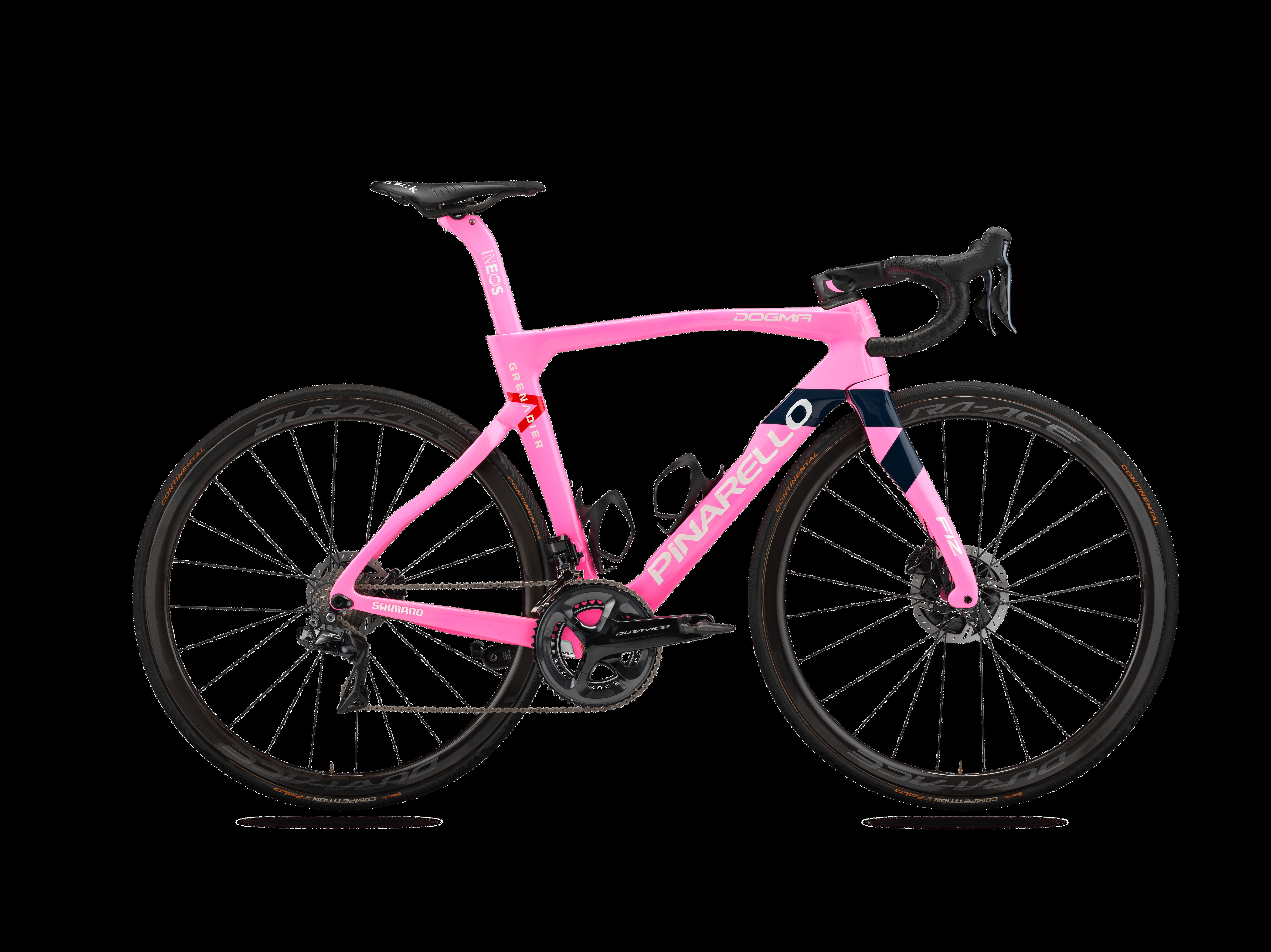 DOGMA F12 - Grenadiers - pink